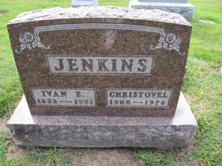 JENKINS, IVAN E. - Union County, Ohio   IVAN E. JENKINS - Ohio Gravestone Photos