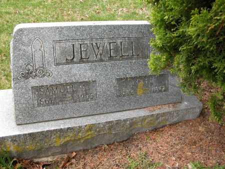 JEWELL, MARY - Union County, Ohio | MARY JEWELL - Ohio Gravestone Photos
