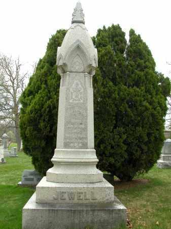 JEWELL, ROXANNA A. - Union County, Ohio   ROXANNA A. JEWELL - Ohio Gravestone Photos