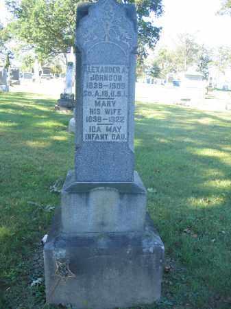 JOHNSON, MARY - Union County, Ohio | MARY JOHNSON - Ohio Gravestone Photos