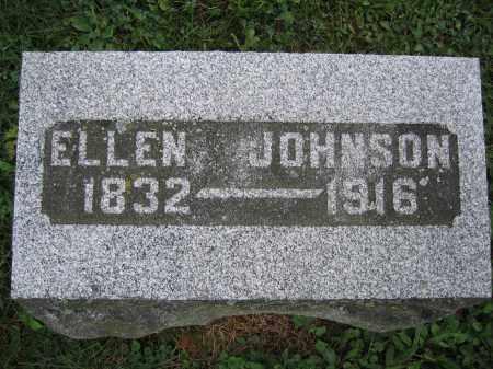 JOHNSON, ELLEN - Union County, Ohio | ELLEN JOHNSON - Ohio Gravestone Photos