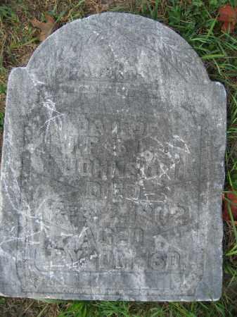 JOHNSON, HELLEN - Union County, Ohio   HELLEN JOHNSON - Ohio Gravestone Photos