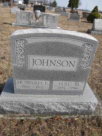 JOHNSON, HOWARD E. - Union County, Ohio | HOWARD E. JOHNSON - Ohio Gravestone Photos