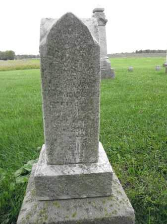 JOHNSON, LEWIE M. - Union County, Ohio | LEWIE M. JOHNSON - Ohio Gravestone Photos