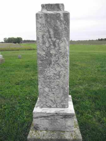 JOHNSON, MARY - Union County, Ohio   MARY JOHNSON - Ohio Gravestone Photos