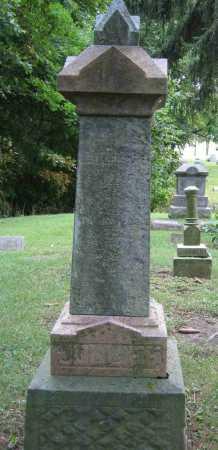 JOLLIFF, ELIZABETH J. - Union County, Ohio | ELIZABETH J. JOLLIFF - Ohio Gravestone Photos