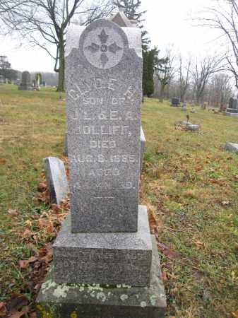 JOLLIFF, CLYDIA H. - Union County, Ohio   CLYDIA H. JOLLIFF - Ohio Gravestone Photos