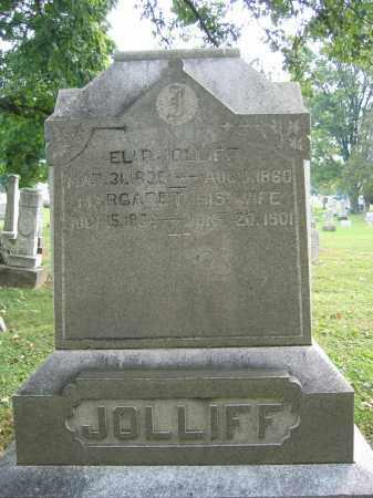 JOLLIFF, MARGARET - Union County, Ohio | MARGARET JOLLIFF - Ohio Gravestone Photos