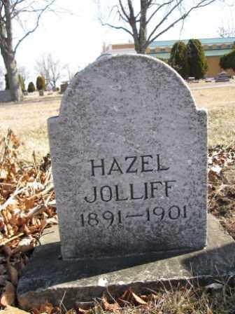 JOLLIFF, HAZEL - Union County, Ohio | HAZEL JOLLIFF - Ohio Gravestone Photos
