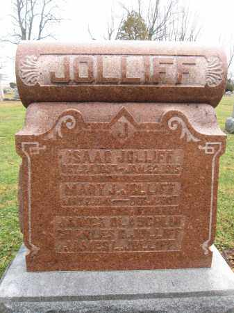 JOLLIFF, MARY J.O'LAUGHLIN - Union County, Ohio | MARY J.O'LAUGHLIN JOLLIFF - Ohio Gravestone Photos