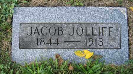 JOLLIFF, JACOB - Union County, Ohio | JACOB JOLLIFF - Ohio Gravestone Photos