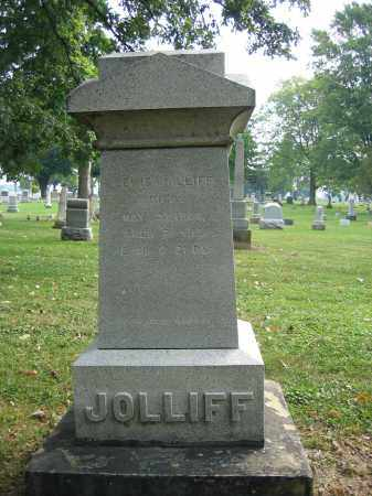 JOLLIFF, LEWIS - Union County, Ohio | LEWIS JOLLIFF - Ohio Gravestone Photos