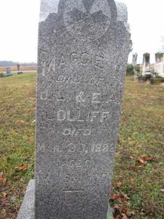 JOLLIFF, MAGGIE L. - Union County, Ohio   MAGGIE L. JOLLIFF - Ohio Gravestone Photos