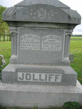 JOLLIFF, WILLIAM - Union County, Ohio | WILLIAM JOLLIFF - Ohio Gravestone Photos