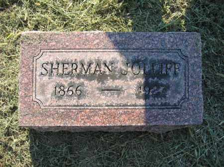 JOLLIFF, SHERMAN - Union County, Ohio   SHERMAN JOLLIFF - Ohio Gravestone Photos