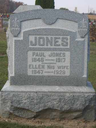 JONES, PAUL - Union County, Ohio | PAUL JONES - Ohio Gravestone Photos