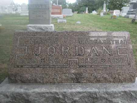 JORDAN, MARTIN - Union County, Ohio   MARTIN JORDAN - Ohio Gravestone Photos