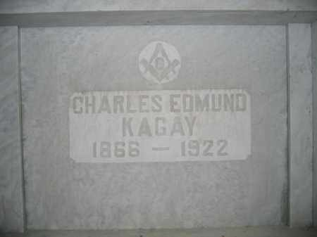 KAGAY, CHARLES EDMUND - Union County, Ohio | CHARLES EDMUND KAGAY - Ohio Gravestone Photos