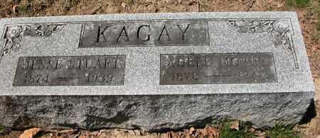 KAGAY, JESSE STUART - Union County, Ohio | JESSE STUART KAGAY - Ohio Gravestone Photos