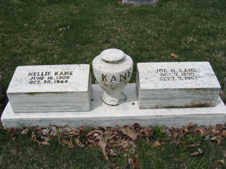 KANE, NELLIE SMITH - Union County, Ohio | NELLIE SMITH KANE - Ohio Gravestone Photos
