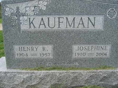 KAUFMAN, HENRY R. - Union County, Ohio | HENRY R. KAUFMAN - Ohio Gravestone Photos