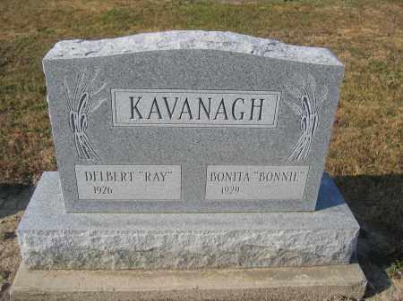 KAVANAGH, DELBERT - Union County, Ohio | DELBERT KAVANAGH - Ohio Gravestone Photos