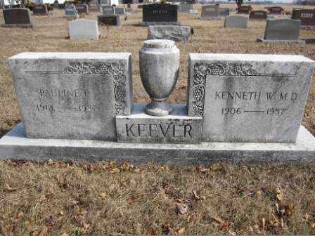 KEEVER, KENNETH W. - Union County, Ohio | KENNETH W. KEEVER - Ohio Gravestone Photos
