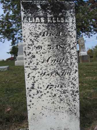 KELSEY, ELAIS - Union County, Ohio | ELAIS KELSEY - Ohio Gravestone Photos