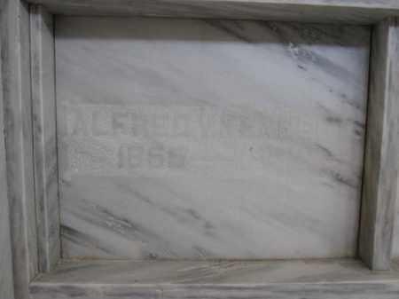KENNEDY, ALFRED V. - Union County, Ohio | ALFRED V. KENNEDY - Ohio Gravestone Photos