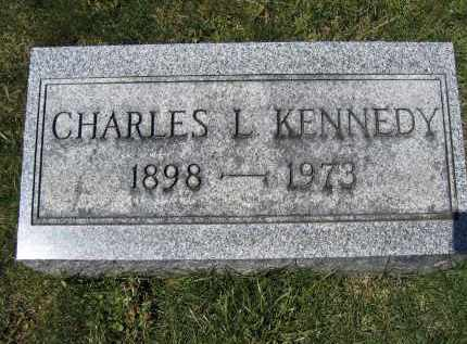 KENNEDY, CHARLES L. - Union County, Ohio | CHARLES L. KENNEDY - Ohio Gravestone Photos
