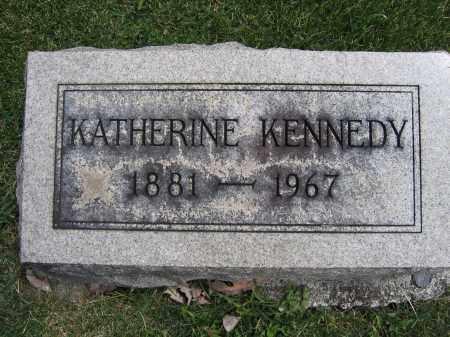 KENNEDY, KATHERINE - Union County, Ohio | KATHERINE KENNEDY - Ohio Gravestone Photos