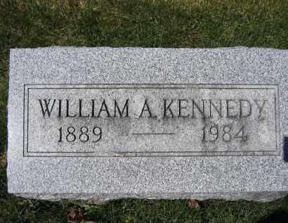 KENNEDY, WILLIAM - Union County, Ohio   WILLIAM KENNEDY - Ohio Gravestone Photos
