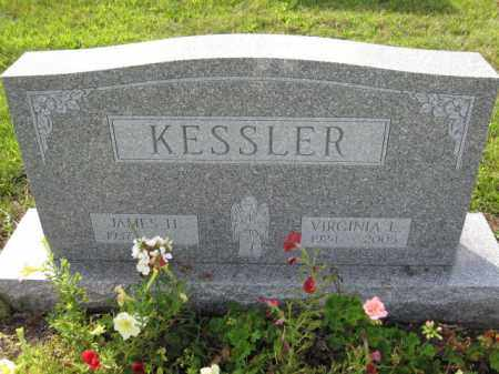 KESSLER, JAMES H. - Union County, Ohio | JAMES H. KESSLER - Ohio Gravestone Photos