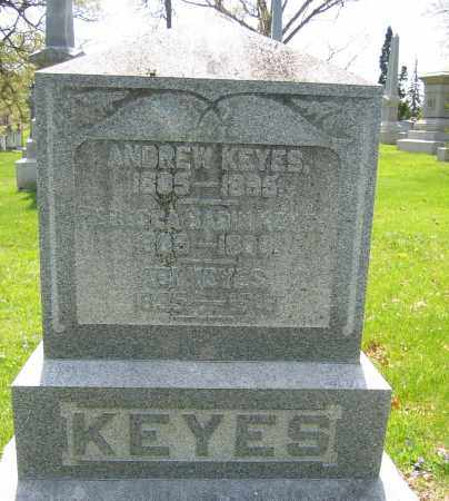 KEYS, ORPHA - Union County, Ohio | ORPHA KEYS - Ohio Gravestone Photos