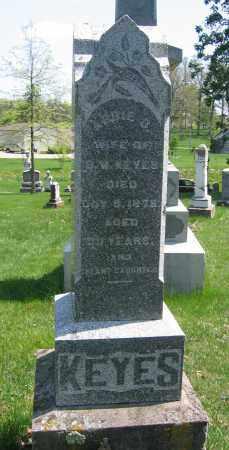 KEYS, B.W. - Union County, Ohio   B.W. KEYS - Ohio Gravestone Photos