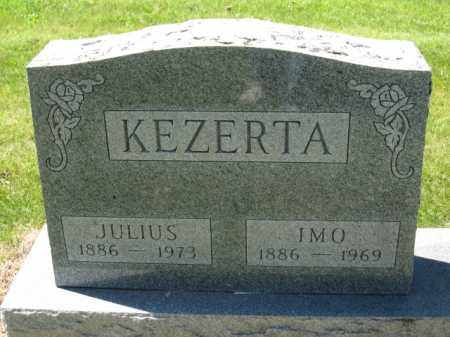KEZERTA, IMO - Union County, Ohio | IMO KEZERTA - Ohio Gravestone Photos