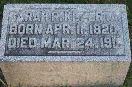 KEZERTA, SARAH R - Union County, Ohio | SARAH R KEZERTA - Ohio Gravestone Photos