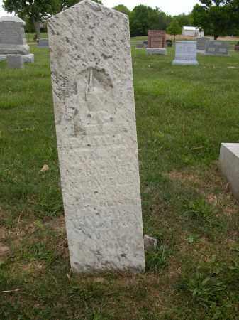 KIDWELL, MARY J. - Union County, Ohio | MARY J. KIDWELL - Ohio Gravestone Photos