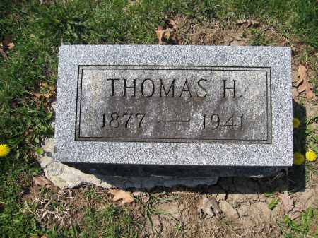 KILGORE, THOMAS H. - Union County, Ohio | THOMAS H. KILGORE - Ohio Gravestone Photos