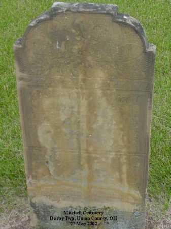 KING, BALSER - Union County, Ohio | BALSER KING - Ohio Gravestone Photos