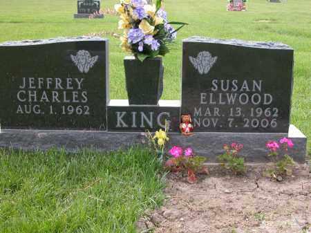 KING, SUSAN ELLWOOD - Union County, Ohio   SUSAN ELLWOOD KING - Ohio Gravestone Photos