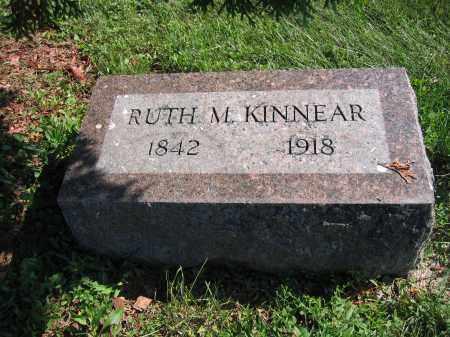 KINNEAR, RUTH M. - Union County, Ohio | RUTH M. KINNEAR - Ohio Gravestone Photos