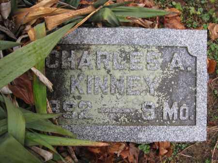 KINNEY, CHARLES ARCHIE - Union County, Ohio | CHARLES ARCHIE KINNEY - Ohio Gravestone Photos