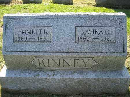 KINNEY, EMMETT L. - Union County, Ohio   EMMETT L. KINNEY - Ohio Gravestone Photos