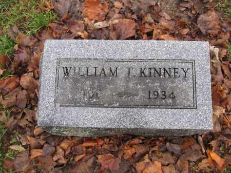 KINNEY, WILLIAM T. - Union County, Ohio   WILLIAM T. KINNEY - Ohio Gravestone Photos