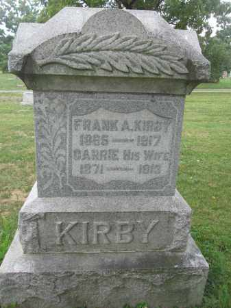 KIRBY, INFANT - Union County, Ohio | INFANT KIRBY - Ohio Gravestone Photos