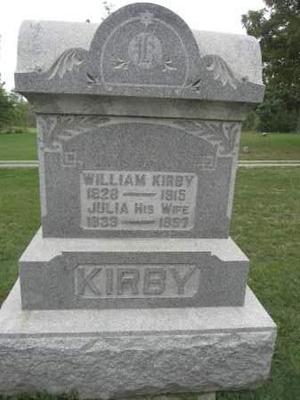 KIRBY, ABNER - Union County, Ohio | ABNER KIRBY - Ohio Gravestone Photos