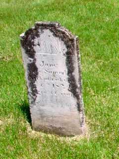 MITCHELL KIRKPATRICK, JANE - Union County, Ohio   JANE MITCHELL KIRKPATRICK - Ohio Gravestone Photos