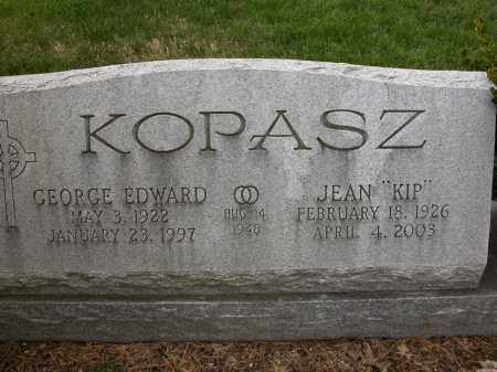 KOPASZ, GEORGE EDWARD - Union County, Ohio | GEORGE EDWARD KOPASZ - Ohio Gravestone Photos