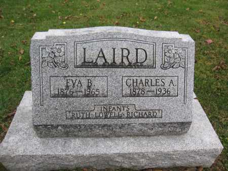 LAIRD, CHARLES A. - Union County, Ohio | CHARLES A. LAIRD - Ohio Gravestone Photos